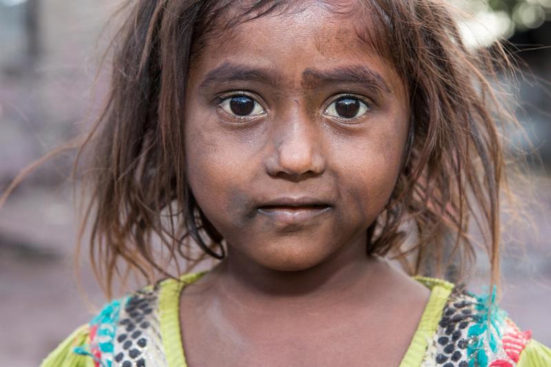 Slumarbeit in Bijapur in Indien. Die Arbeit der Jesuiten wird unterstützt von der Jesuitenmission aus Nürnberg, Deutschland. Die Fotos wurden aufgenommen von Christian Ender im März 2013
