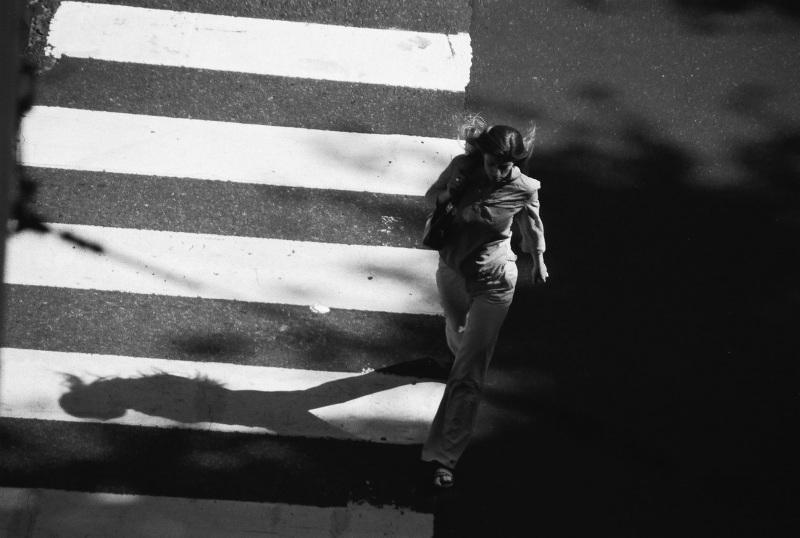 Portraet Frau in Buenos Aires